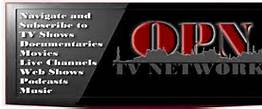 OPN TV black